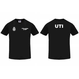 Placa Guardia Civil horizontal